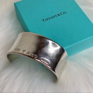 Tiffany and Co. 2001 cuff bracelet